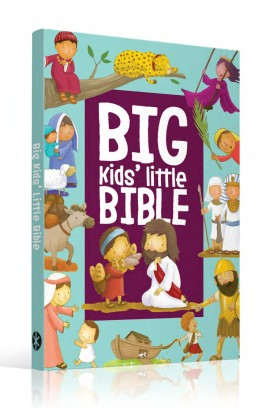BIG KID'S LITTLE BIBLE