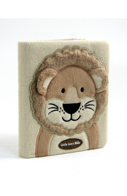Little Lion's Bible Furry Bible Stories