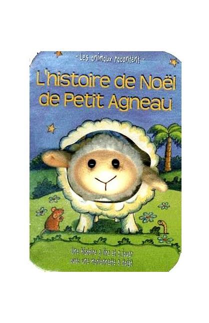 L'HISTOIRE DE NOEL DE PETIT AGNEAU
