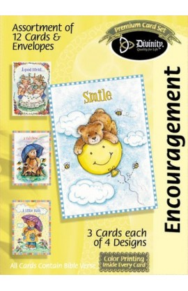 ENCOURAGEMENT BOXED CARD