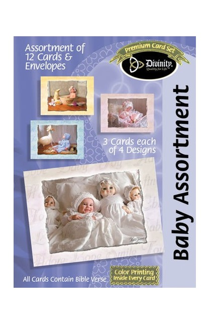 BABIES BOXED CARD