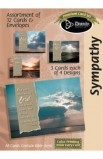 SYMPATHY SKIES BOXED CARD
