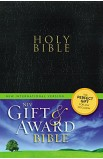NIV GIFT & AWARD BIBLE BROWN