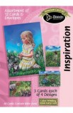 INSPIRATION FIELD CHILDREN BOXED CARD