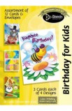 BIRTHDAY FOR KIDS BOXED CARD