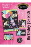 BIRTHDAY FOR KIDS PARTY ANIMALS BOXED CARD