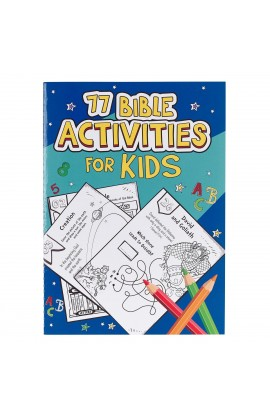 Kids Book 77 Bible Activities for Kids