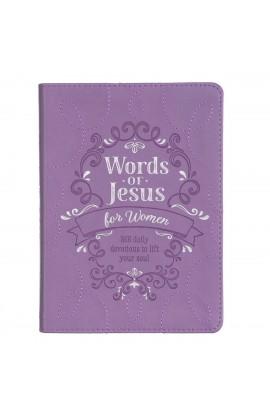 Devotional Words of Jesus for Women