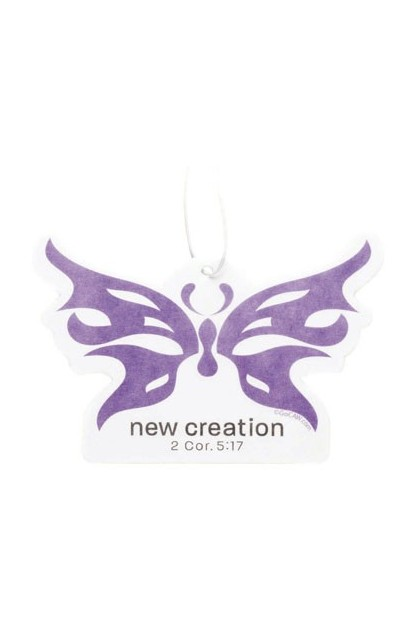 BUTTERFLY NEW CREATION AIR FRESHENER