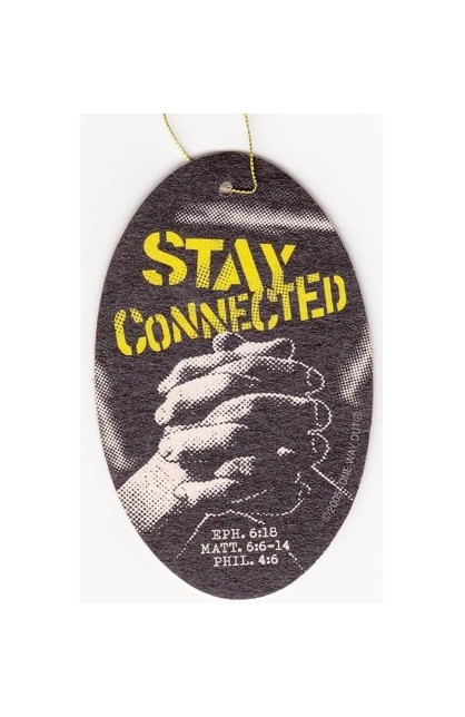 STAY CONNECTED AIR FRESHENER