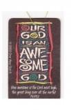 OUR GOD AIR FRESHENER