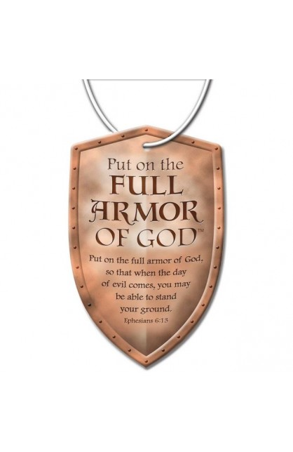 FULL ARMOR OF GOD AIR FRESHENER