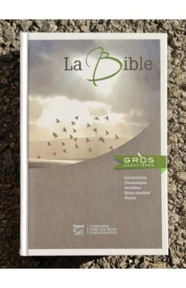 LA BIBLE GROS CARACTERES SEGOND 21