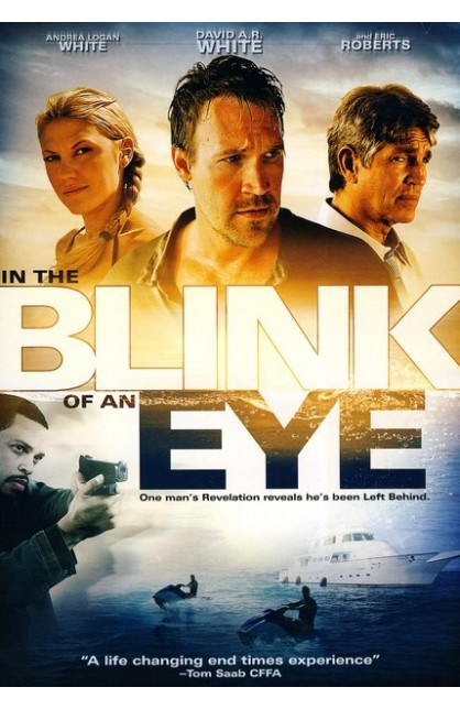 IN THE BLINK OF AN EYE DVD