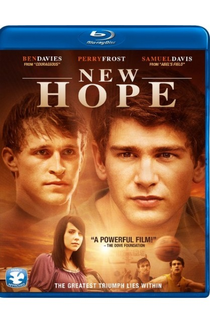NEW HOPE BLURAY DVD