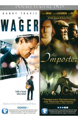 THE WAGER / THE IMPOSTER DOUBLE FEATURE DVD