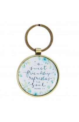 Key Ring Sweet Friendship