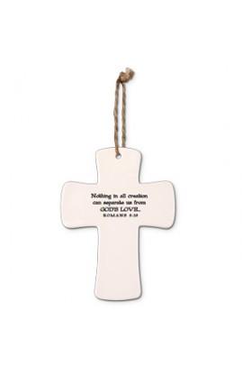 Cross Ceramic God's Promises Love
