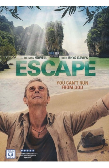 ESCAPE DVD