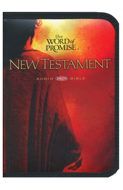 THE NKJV WORD OF PROMISE NEW TESTAMENT ON CD