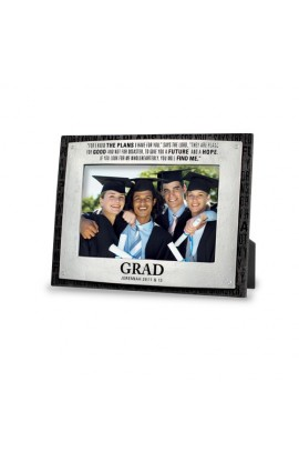 GRADUATE BADGE OF FAITH FRAME