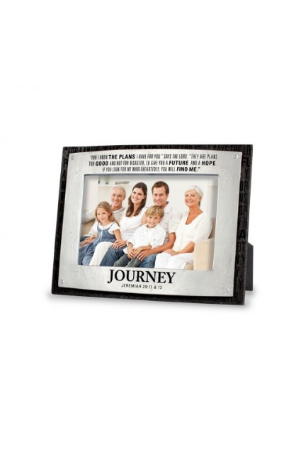 JOURNEY BADGE OF FAITH FRAME