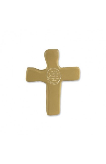 ETERNAL LIFE FOAM RUBBER CROSS