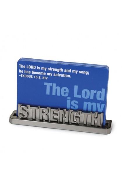 STRENGTH CARD HOLDER