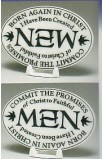 NEW/MEN PLQ MARBLED STONE