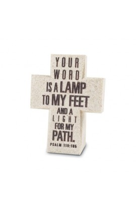 YOUR WORD IS A LAMB CROSS