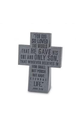 FOR GOD SO LOVED CROSS