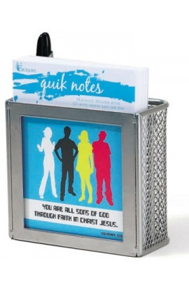 SONS OF GOD QUIK NOTE SILVER
