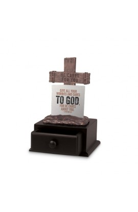 AT THE CROSS SCRIPTURE CARDS