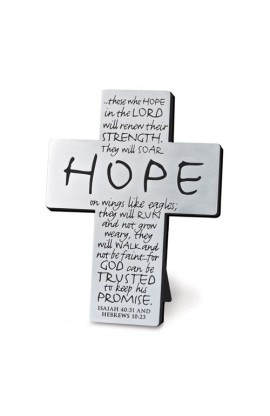 HOPE METAL CROSS