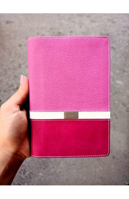 Compact Thinline Bible NIV Orchid Razzleberry