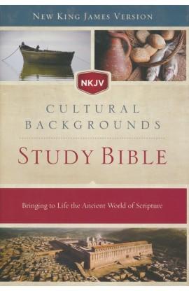 NJKV CULTURAL BACKGROUNDS STUDY BIBLE