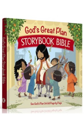 GOD'S GREAT PLAN STORYBOOK RETOLD