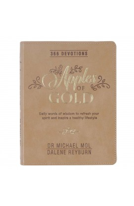 Apples of Gold Faux Leather