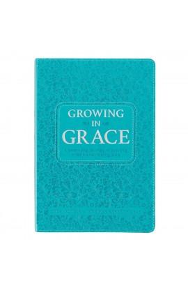 Growing in Grace Faux Leather
