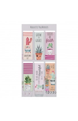 Magnetic PageMarker Set Grow in Grace