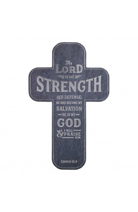 Cross Bookmark The Lord is My Strength Exodus 15:2