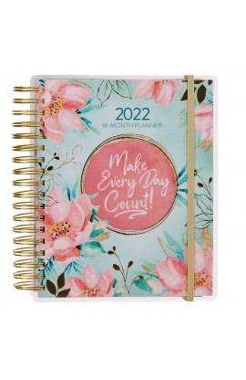 2022 18 Month Planner Make Every Day count