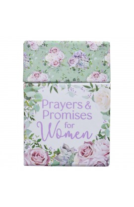 Box of Blessings Prayers and Promises for Women