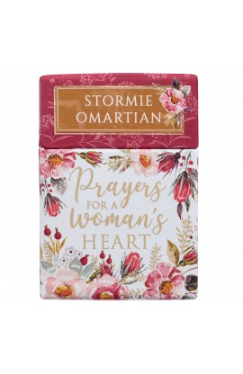 Box of Blessings Prayers for a Woman's Heart