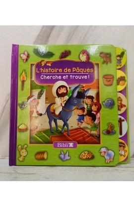 L'HISTOIRE DE PAQUES CHERCHE ET TROUVE