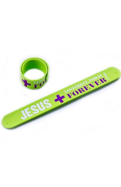 JESUS SLAP BRACELET