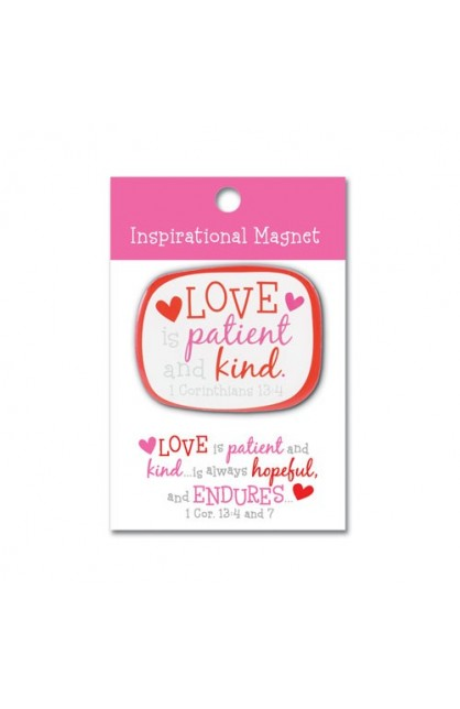 LOVE IS COLORFUL MAGNET