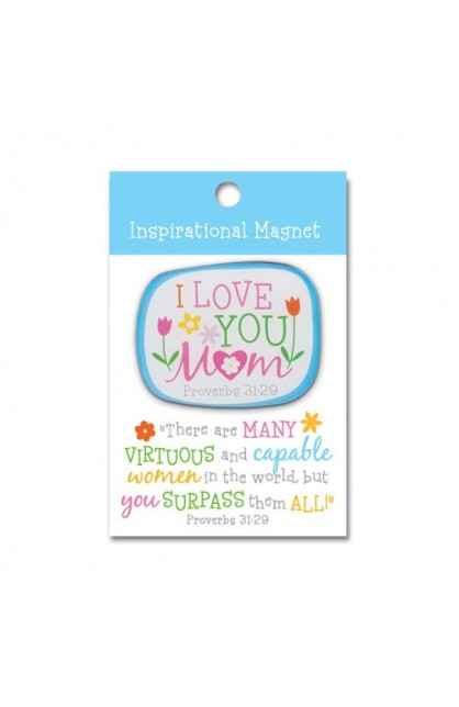 MOM COLORFUL MAGNET