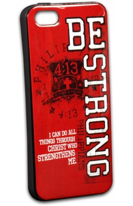 BE STRONG IPHONE 5/5S CASE