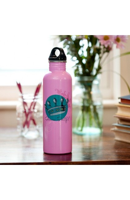 CROWN WATER BOTTLE